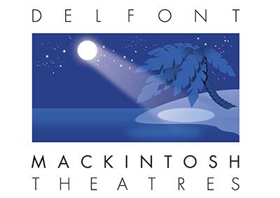 Delfont Mackintosh Theatres Logo